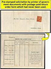 Unused philatelic item-NEW ITEM circa 1865-still new today & rare mint stamp /43
