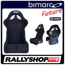 homologués FIA BIMARCO FUTURA siège baquet en fibre de verre Course Rallye