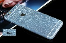 Glitter Full Body Skin Decal Bling Sticker Protector for Iphone 6/6P 7/7p 8/8p X
