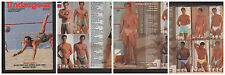 UNDERGEAR SPRING 1991 VOLLEYBALL GQ HUNKS BLONDS SPEEDOS UNDERGEAR PLAYGIRL MEN