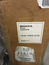 "Honda Rider Grass Bag Kit MKB-2038 GC2038 38"" Deck 81230-758-S00 Missing Pin"