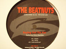 """THE BEATNUTS - BUYING OUT THE BAR / ORIGINATE (12"""")  2002!!!  LARGE PROFESSOR!!!"""