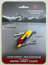 Victorinox YUSTAPOSED Classic SD 2012 LE Swiss Army Knife NEW blister pack RARE