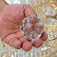 50mm Chandelier Lamp Crystal Ball Prism Hanging Drops Suncatcher Pendant 10PCS