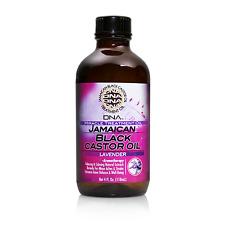 My DNA Miracle Treatment Jamaican Black Castor Oil Lavender 4oz