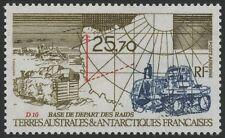 TAAF PA N°138** Raids Dome/C, convoi,1996 FSAT SMNH