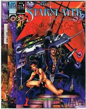 MIKE GRELL, STARSLAYER: THE DIRECTOR'S CUT  #s1 2 3 4. WINDJAMMER. 1995