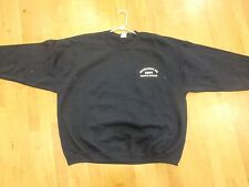 Racquetball Tournament Sweater (Size M) Navy Blue Color, Heavy Cotton