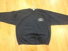 Racquetball Sweater. 50% Cotton, Polyester. Mens Size M Medium. Blue