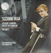 SUZANNE VEGA Solitude Standing LIVE at the Barbican Volume 2 two 2 LP SEALED