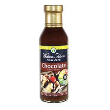 Walden Farms Near Zero Calorie Chocolate Syrup 355ml