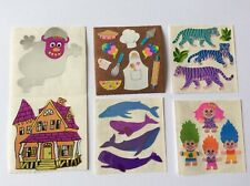 SandyLion sticker sección 80s 90s Holo insectos sticker album cromos