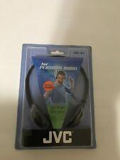 VINTAGE JVC STEREO HEADPHONES HA-35 New in Sealed Package