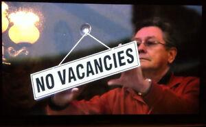 Vacancies / No Vacancies Sign - B&B