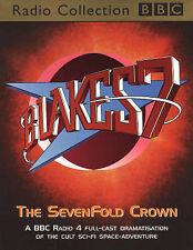 Blake's 7 - The Seven Fold Crown - BBC Full Cast Audio Drama (Cassette)