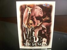 Tim Duncan Skybox Hoops 1998 Card #50 San Antonio Spurs NBA Basketball