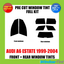 AUDI A6 ESTATE 1999-2004 FULL PRE CUT WINDOW TINT