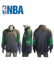 Vintage Boston Celtics Men's Full-Zip Track Jacket NBA by Majestic