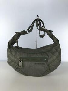 DIESEL  Nylon Khk Nylon Khaki Fashion Shoulder bag 689 From Japan
