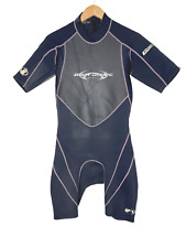 Body Glove Mens Shorty Spring Wetsuit Size LS (Large Short) Crush 2/1