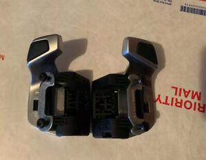 BMW E60 E61 E63 E64 SHIFT PADDLE Shifters LEFT/RIGHT SET 525i 535i 550i 650i