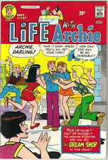 Life With Archie Comic Book #137, Archie 1973 VERY FINE