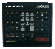 GRUNDIG TC-650 - TELECOMANDO - REMOTE CONTROL - FUNZIONANTE