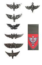 "Israeli Army Military IDF ""KFIR""- 900 infantry combat Brigade Symbols pins/ tags"