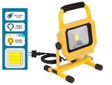 LED Foco de construcción Portátil Proyector 20 watts Luz Trabajo inundación
