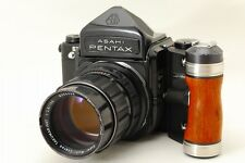 【EXC+++++】PENTAX 6x7 67 EYE LEVEL FINDER W/150mm F/2.8 from Japan #137