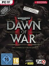 Dawn of War 2 Complete Collection Steam key II 3 juegos caos Rising Retribution
