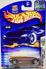 Hot Wheels 2003 First Editions Whip Creamer Ii #026 Factory Sealed