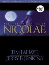 Nicolae : The Rise of Antichrist by Jerry B. Jenkins and Tim LaHaye (2002, E-boo