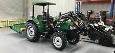 55hp Enfly Tractor, 4in1 Front End Loader, shuttle shift, power steering