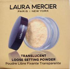 NEW! Laura Mercier Loose Setting Powder In HONEY Travel Size .33oz/9.3g SEALED