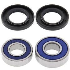 Suzuki RM85, 2002-2016, Rear Wheel Bearings and Seals - RM 85, RM85L