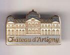 RARE PINS PIN'S .. TOURISME CHATEAU CASTLE LOIRE ARTIGNY MONTBAZON 37 ~B9