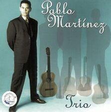 Trio * by Pablo Martinez (CD, Apr-1999, Sony Music Distribution (USA))
