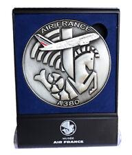 Médaille Air France A380. Un magnifique Cadeau pour les petits et les grands