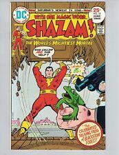 Shazam! #18  Captain Marvel Jr vs Sivana!  VF 1975!