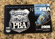Vintage 2008 NYC PBA Collectible Card