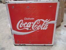 Coca Cola Metal Table Porcelain Top #7-Mexican-Restaurant Bar-Coke-Vintage