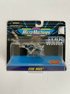 Star Wars X-Wing Starfighter MICRO MACHINES