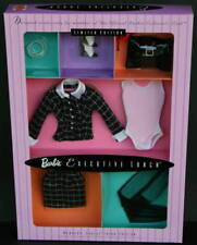 BARBIE COLLECTOR'S CLUB EXECUTIVE LUNCH OUTFIT NRFB Pretty for Silkstone
