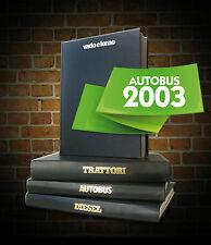 Rivista AUTOBUS rilegata 2003