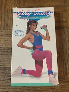 Kathy Smith Winning Workout VHS