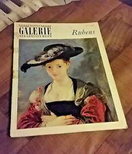 Bastei Galerie Der Grossen Maler RUBENS No 1 Art Book Vintage 1966