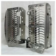 Unabiker Natural Radiator Guards for KTM 2017-18 250 300 SX XC XCW 16KTMXCF-A