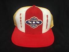 Forty Niners 49ers 1985 SUPER BOWL XIX CHAMPS Vintage 80s Mesh Snapback Hat NEW