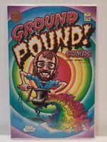 Ground Pound Comix 1987 Blackthorne Publishing